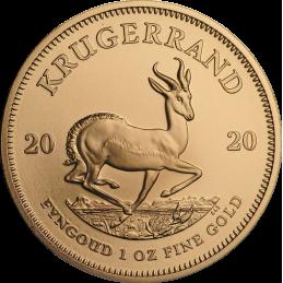 1 UNZE GOLD KRÜGERRAND...